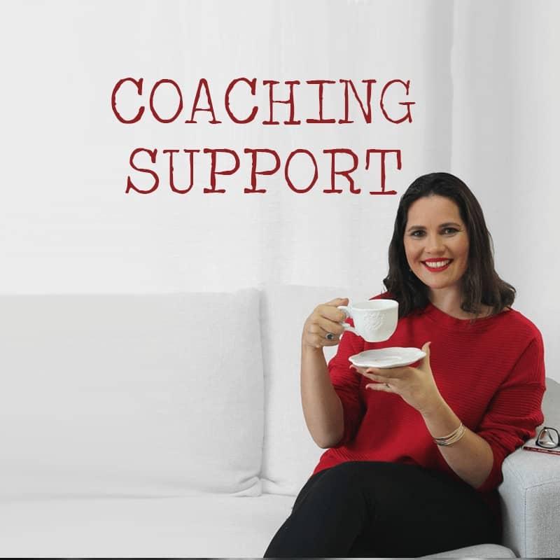 Tiffany Stone Coaching Support